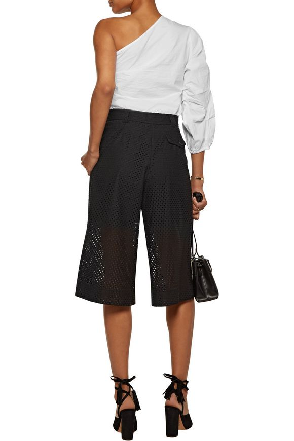 Lace culottes   PHILOSOPHY di LORENZO SERAFINI   Sale up to 70% off   THE  OUTNET