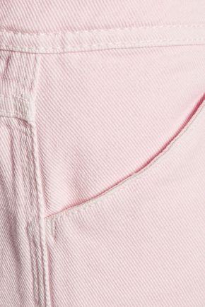 PHILOSOPHY di LORENZO SERAFINI Cotton straight-leg pants