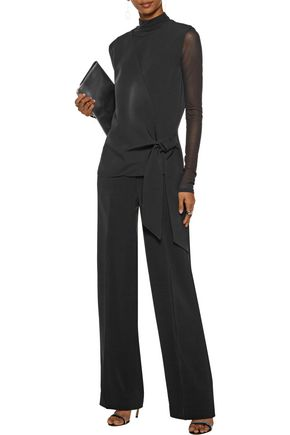 BY MALENE BIRGER Thelina crepe wide-leg pants