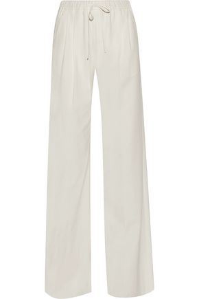MAX MARA Cotton wide-leg pants