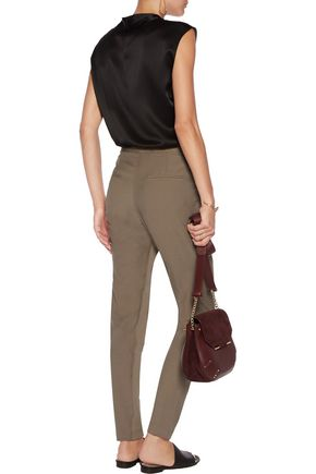 BY MALENE BIRGER Teodosiah twill skinny pants