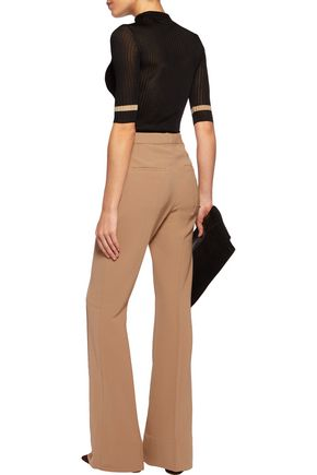 BY MALENE BIRGER Vassio woven bootcut pants