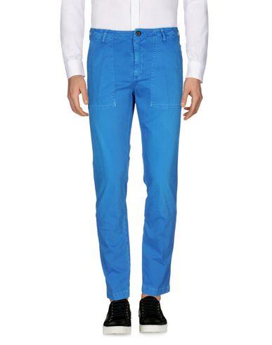 Фото - Повседневные брюки от DEPARTMENT 5 синего цвета