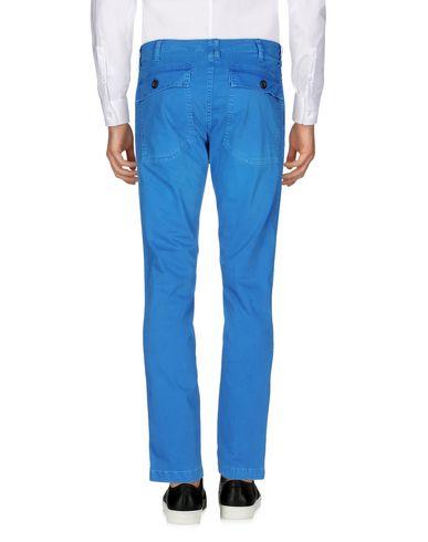 Фото 2 - Повседневные брюки от DEPARTMENT 5 синего цвета