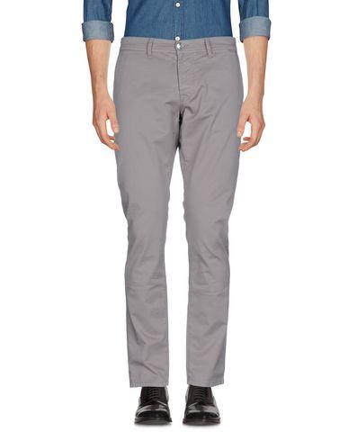 Фото - Повседневные брюки от SIVIGLIA цвет голубиный серый