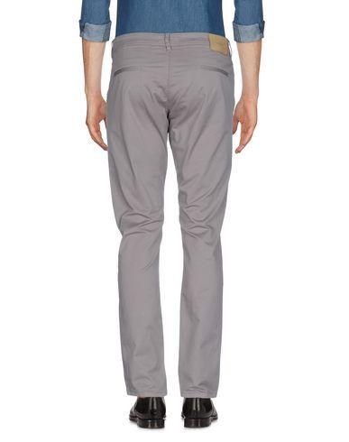 Фото 2 - Повседневные брюки от SIVIGLIA цвет голубиный серый