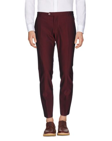 Фото - Повседневные брюки от MICHAEL COAL цвет баклажанный