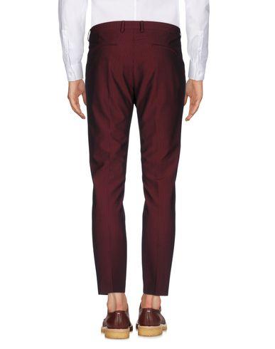 Фото 2 - Повседневные брюки от MICHAEL COAL цвет баклажанный