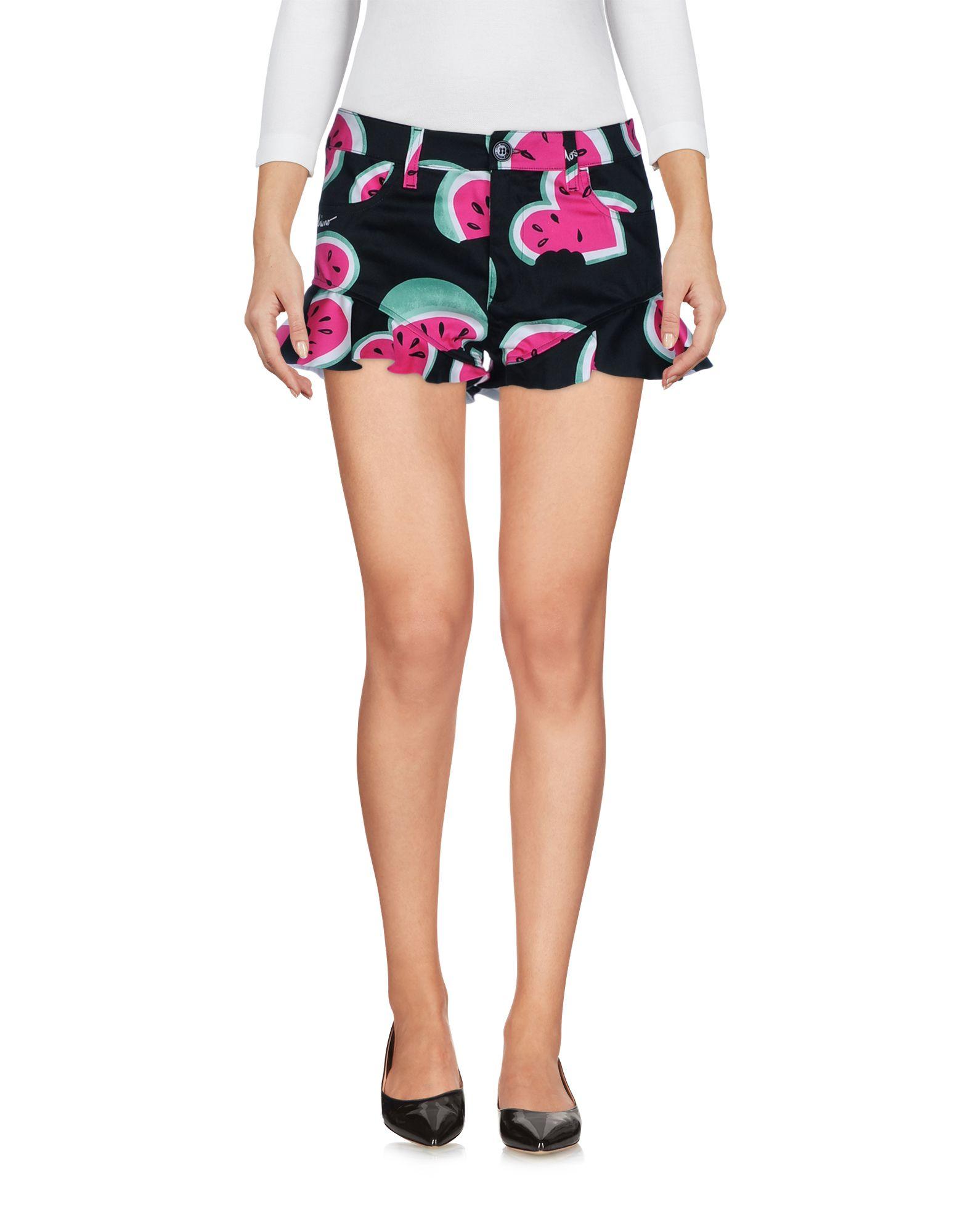 LOVE MOSCHINO Повседневные шорты moschino повседневные шорты