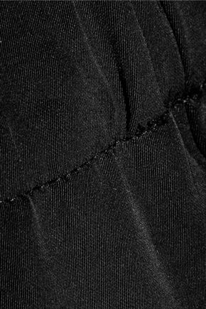 TOMAS MAIER Satin tapered pants