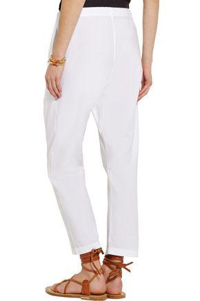 ISABEL MARANT ÉTOILE Sidney cotton tapered pants