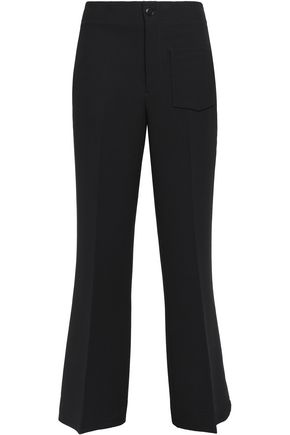 HELMUT LANG Twill straight-leg pants