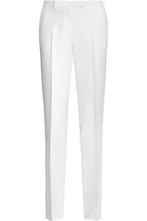 MICHAEL KORS COLLECTION Crepe straight-leg pants