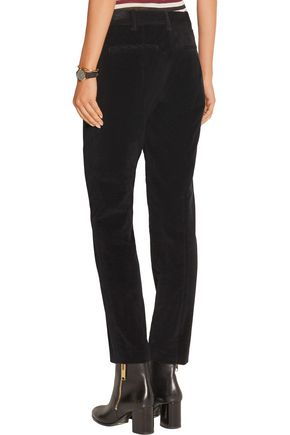RAG & BONE Salute stretch-cotton corduroy straight-leg pants