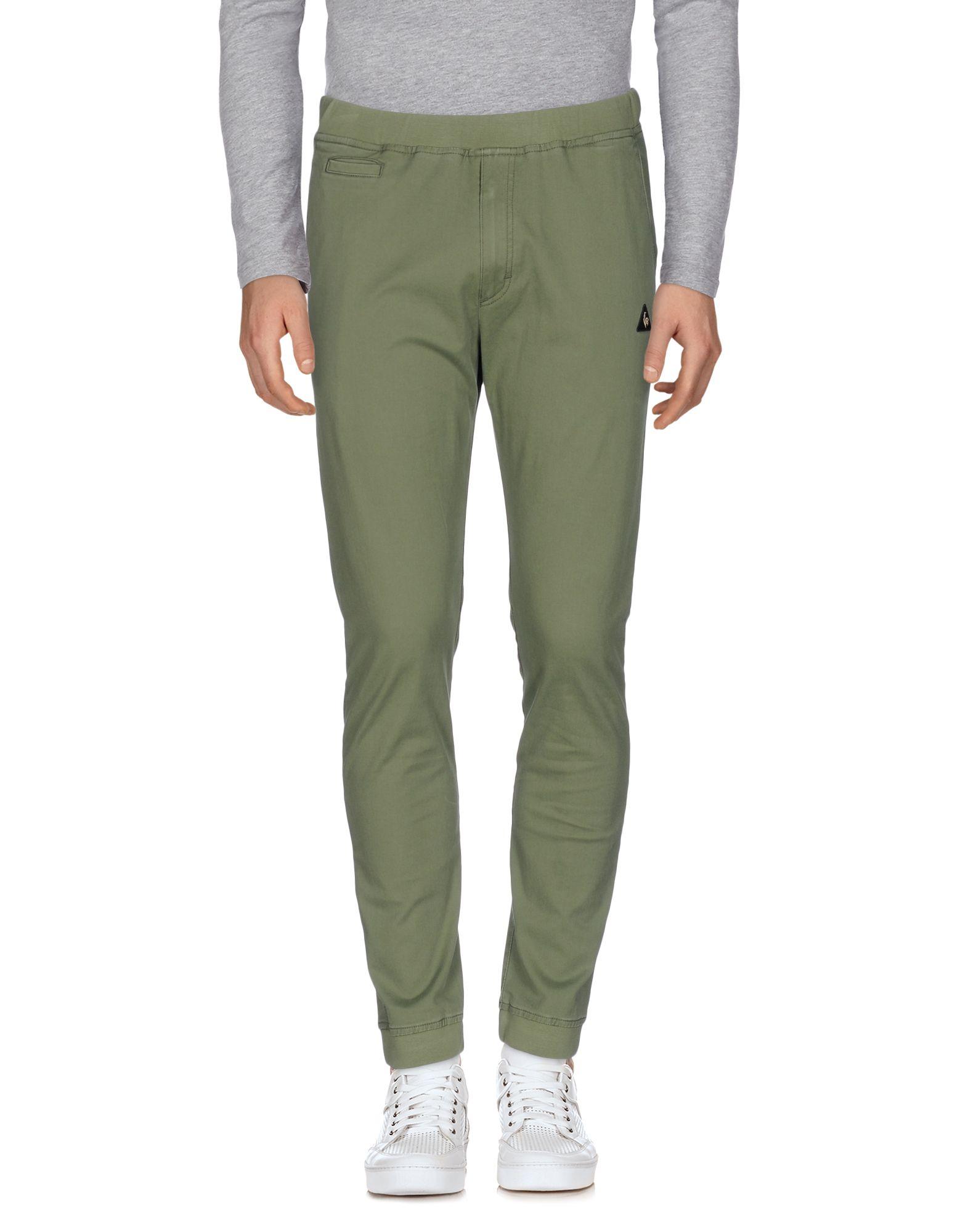 купить LE COQ SPORTIF Повседневные брюки по цене 9250 рублей