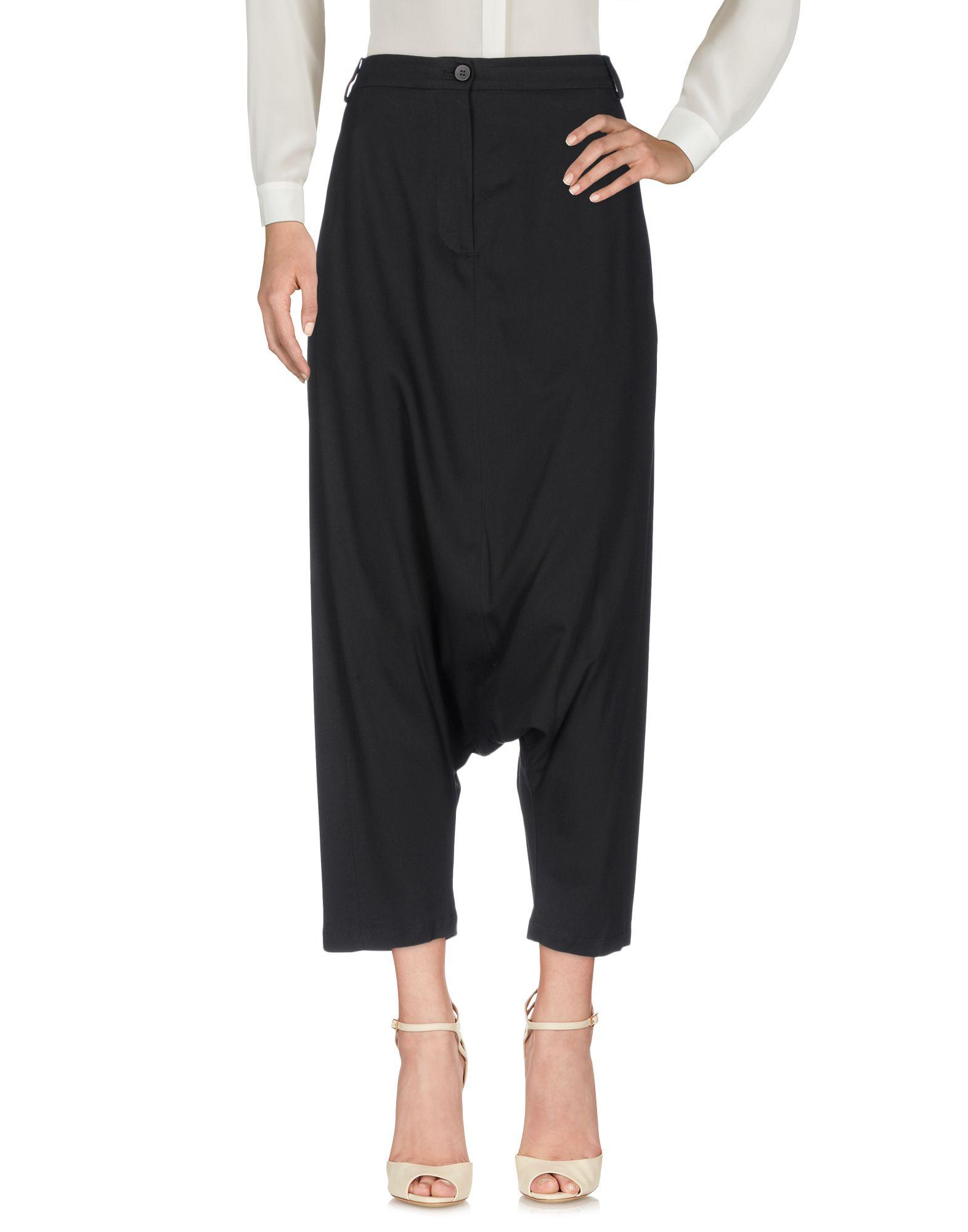 MASNADA Повседневные брюки masnada короткое платье