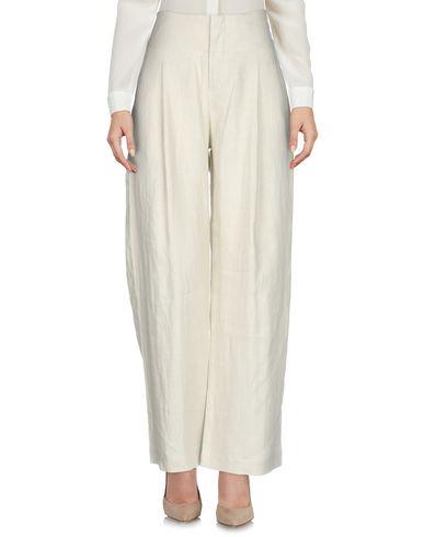 Фото 2 - Повседневные брюки от ®EVEN IF бежевого цвета