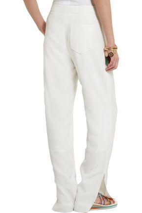CHLOÉ Cady straight-leg track pants
