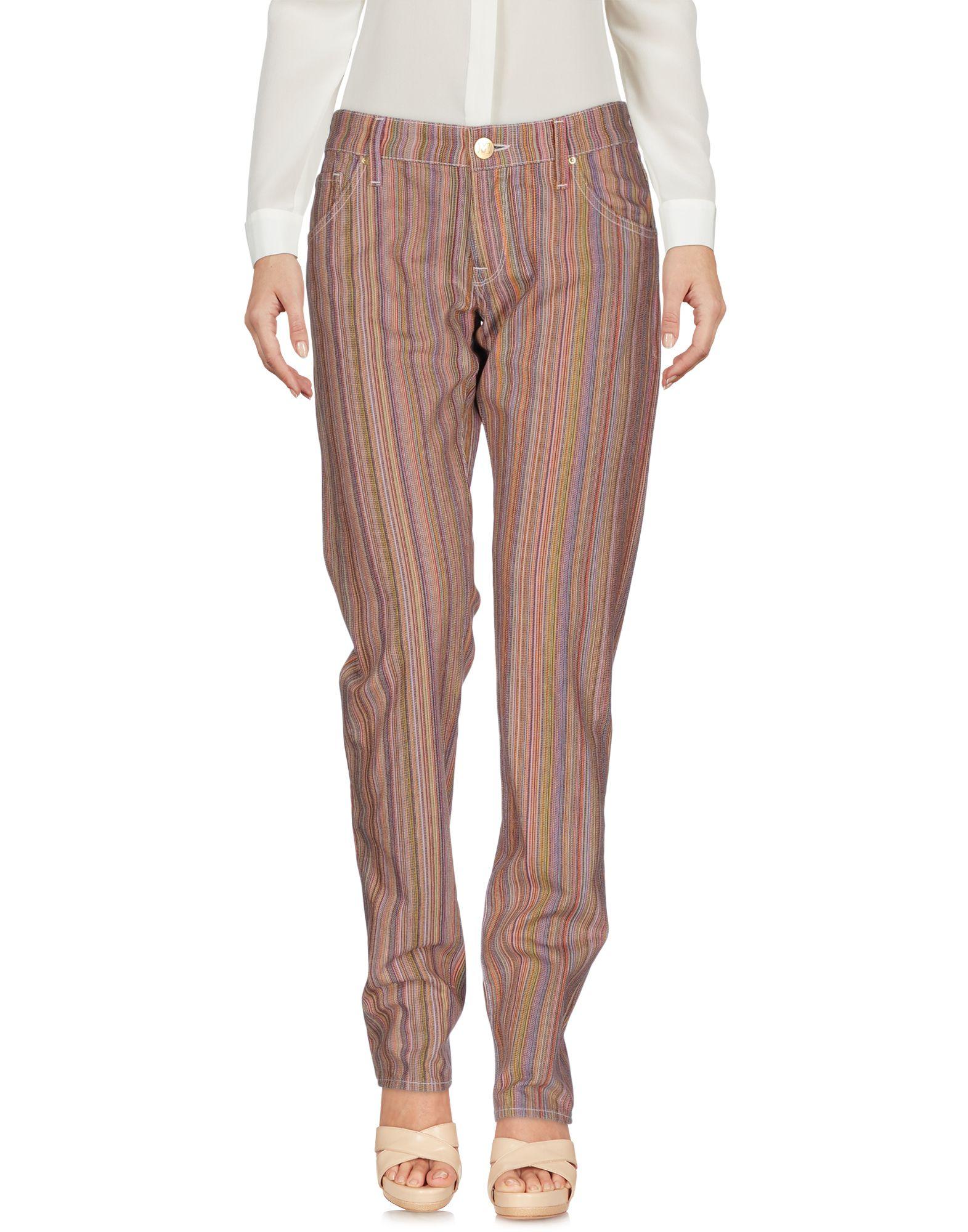 M MISSONI DENIM Повседневные брюки брюки m missoni m missoni mm151ewhap96