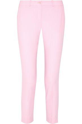 MICHAEL KORS COLLECTION Samantha wool-serge slim-leg pants