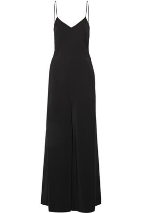 ROSETTA GETTY Stretch-crepe jumpsuit