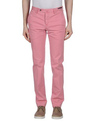 Фото - Повседневные брюки от PT01 розового цвета