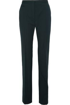 LANVIN Stretch-wool straight-leg pants