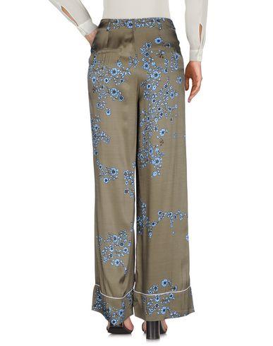 Фото 2 - Повседневные брюки от ESSENTIEL ANTWERP цвет зеленый-милитари