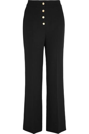 VANESSA BRUNO Fylis crepe flared pants