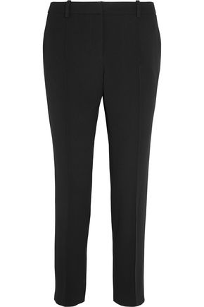 VANESSA BRUNO Moustique cropped crepe straight-leg pants