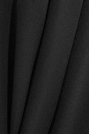 JUAN CARLOS OBANDO Harper silk-crepe halterneck jumpsuit
