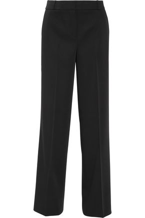 ELIZABETH AND JAMES Bradford ponte wide-leg pants