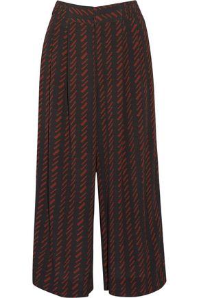 APIECE APART Taiyana cropped woven wide-leg pants