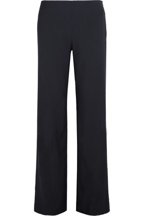VINCE. Stretch-twill wide-leg pants