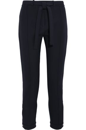 TOPSHOP UNIQUE Fenton stretch-twill slim-leg pants