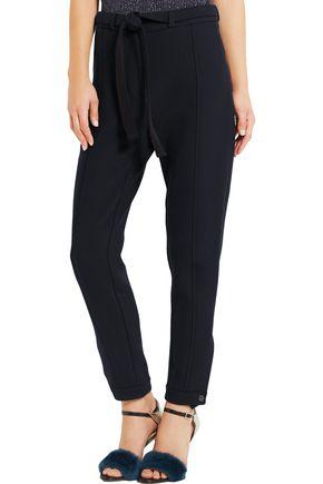 TOPSHOP UNIQUE Fenton stretch-twill slim-leg pants