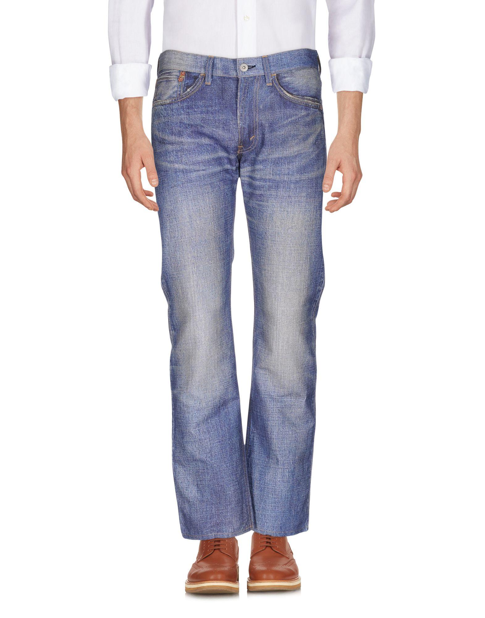 JUNYA WATANABE COMME des GARÇONS MAN X LEVI'S Повседневные брюки цена 2017