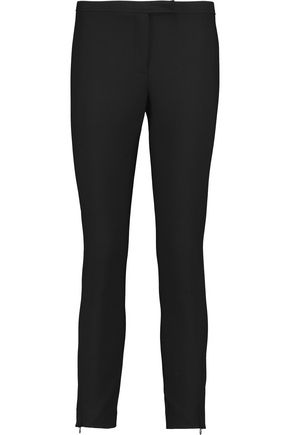 ELIZABETH AND JAMES Collins stretch-ponte straight-leg pants