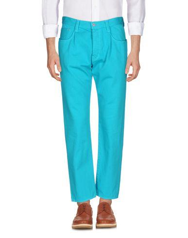 Купить Повседневные брюки бирюзового цвета