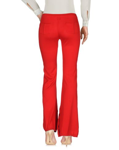 Фото 2 - Повседневные брюки от AKEP красного цвета