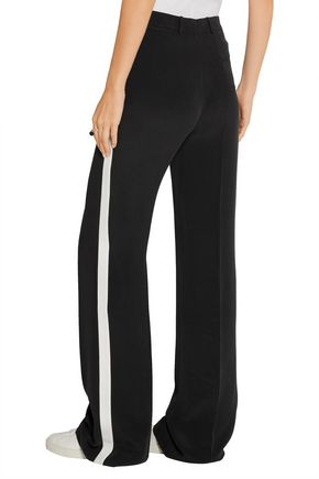 JOSEPH Fergus washed-silk wide-leg pants