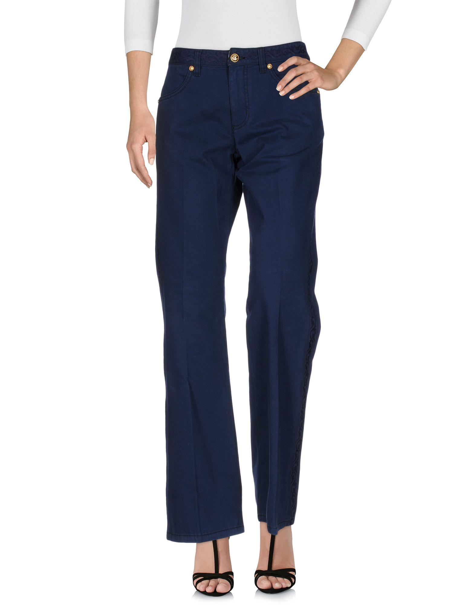 CAVALLI CLASS Повседневные брюки tchui свободный размер