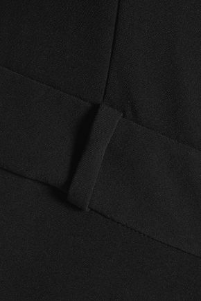 ALEXANDER WANG Crepe wrap jumpsuit
