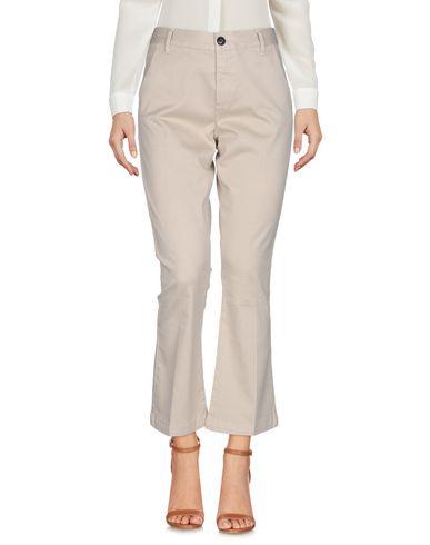 Купить Повседневные брюки от FRAME бежевого цвета