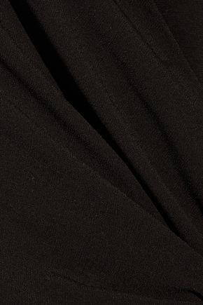 HALSTON HERITAGE Crepe jumpsuit