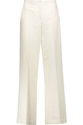 HELMUT LANG Cotton wide-leg pants