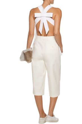 3.1 PHILLIP LIM Cotton-blend culottes