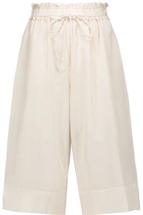 3.1 PHILLIP LIM Silk and cotton-blend culottes