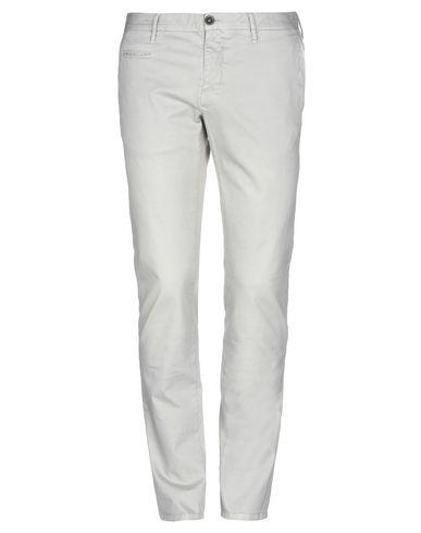 Фото - Повседневные брюки от INCOTEX светло-серого цвета