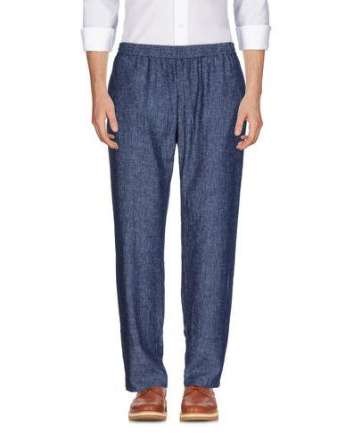 Фото - Повседневные брюки от BASICON синего цвета